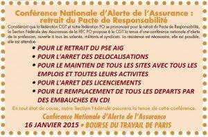 FO CONFERENCE NATIONAL D'ALERTE 16 01 15 V2