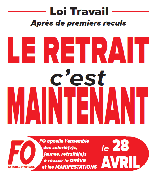 FO RETRAIT 28 AVRIL